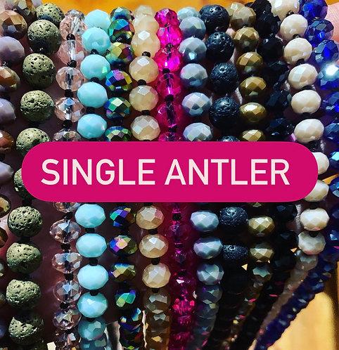 Mystery Single Antler Necklace