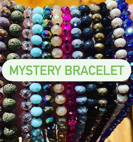 Mystery Beaded Antler Bracelet