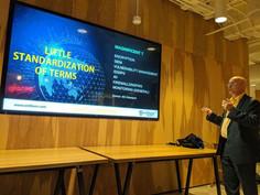 Chicago presentation event