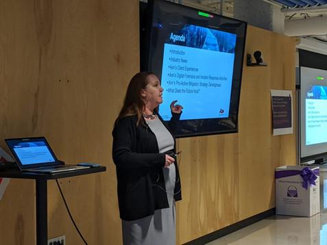 Chicago event presentation