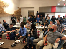 Audience of Boston cryptography event