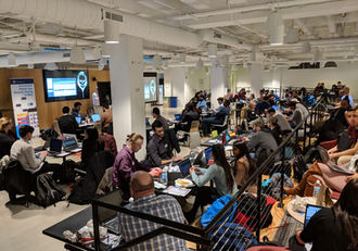 Packed hackathon