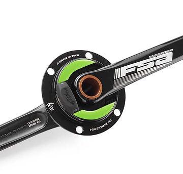 Power2max Type NGeco FSA Gossamer BB386EVO Sensor/Crank set