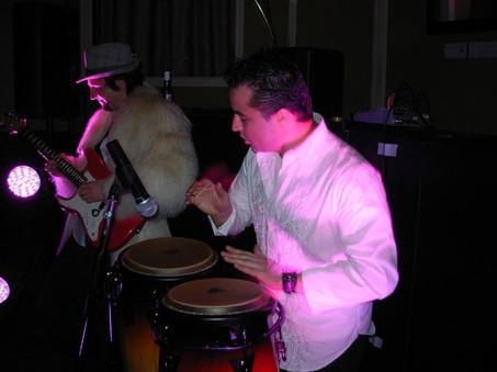 Spicy Dice performing in Waterloo 2009