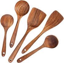 Küchenhelfer Set Holz