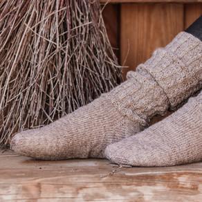 Cozy Weekend Socks - Pattern Release
