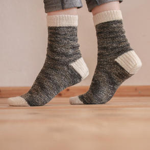 Oh so simple Socks