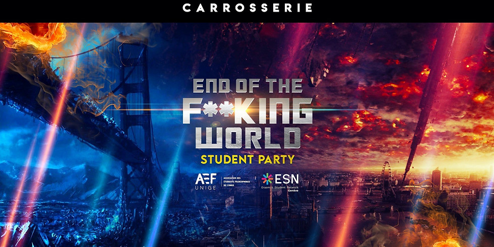 End of The World - Student Party