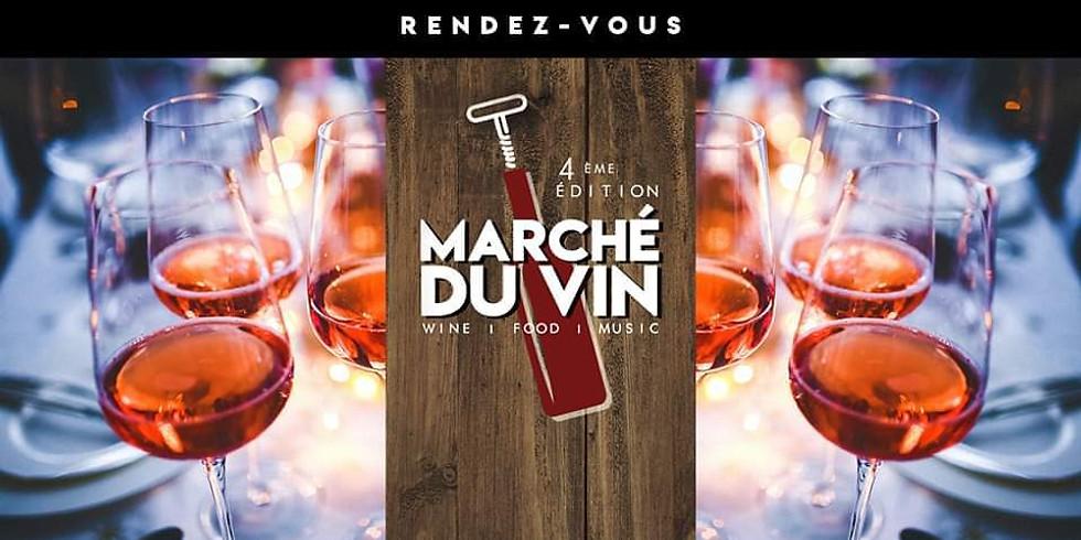 Marché du Vin Suisse • Genève