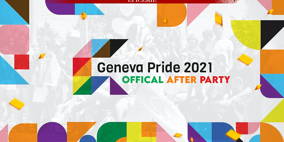Geneva Pride 2021 Official After Party
