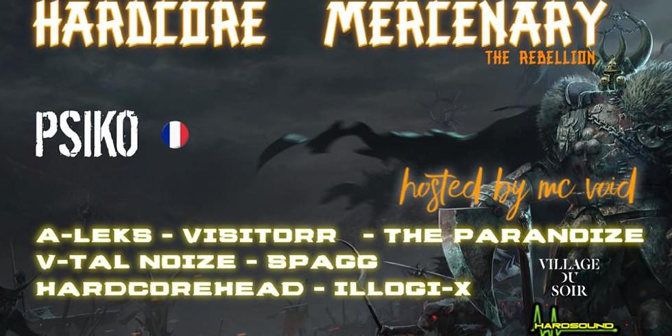 Hardcore Mercenary the Rebellion