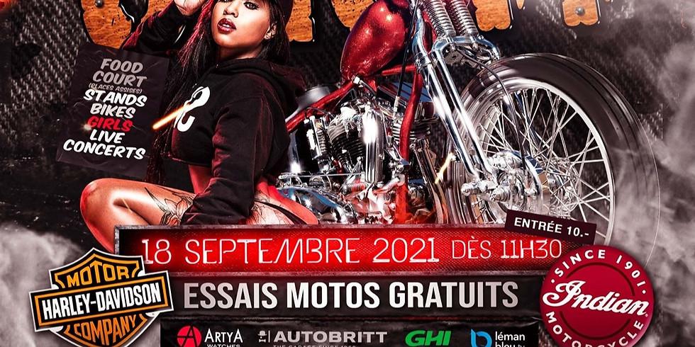 International Bike Show Geneva 2021