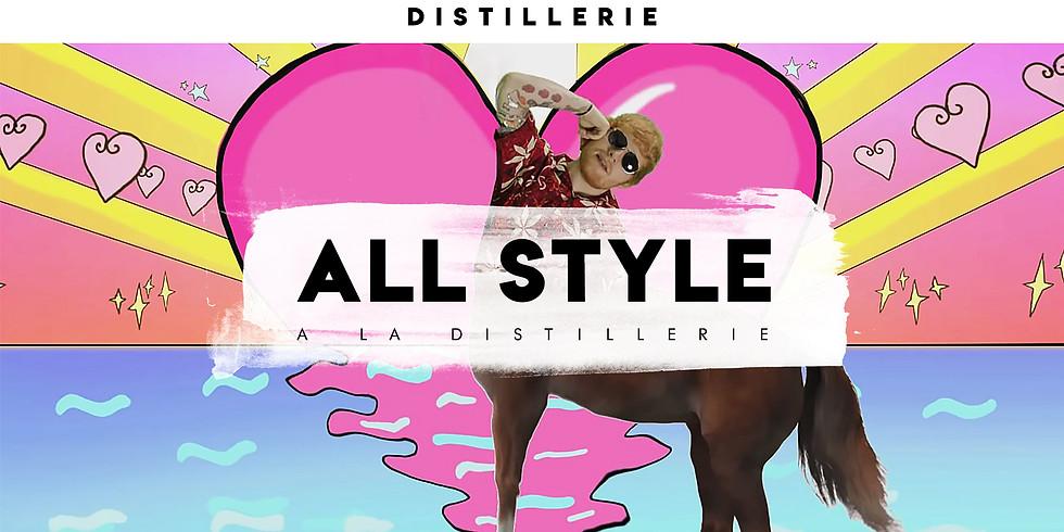 All Style à la Distillerie