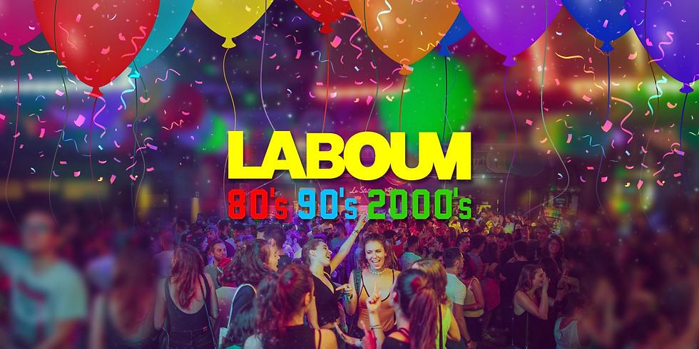 La Boum de Genève : 80's 90's 2000's au Village !