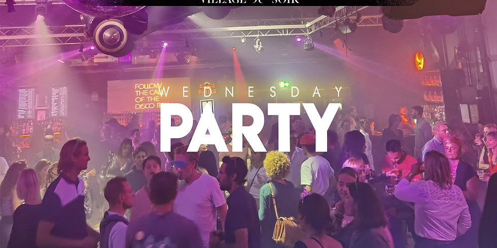 Wednesday Party !