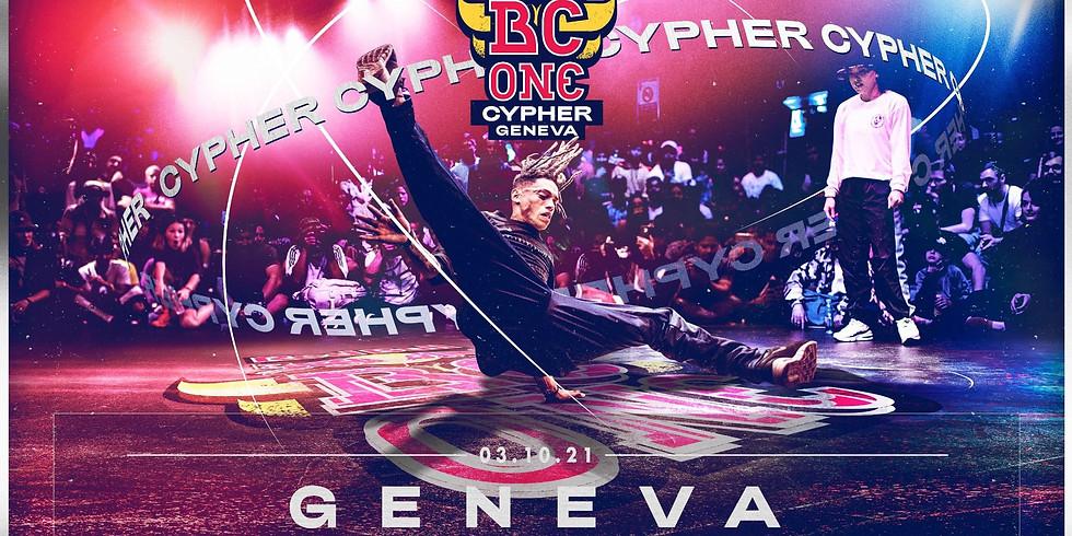 Red Bull BC One Cypher Switzerland