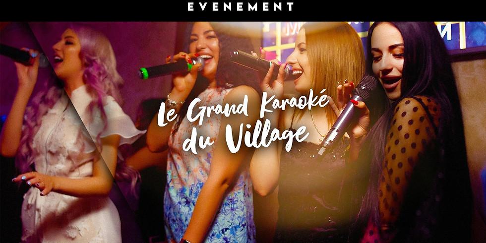 Le Grand Karaoké du Village