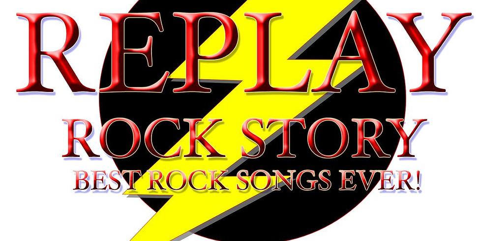 ANNULÉ - Replay, Rock Story live au Village du Soir, Genève