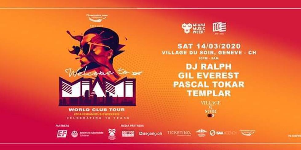 ANNULÉ - Welcome to Miami Tour 2020 – Geneva