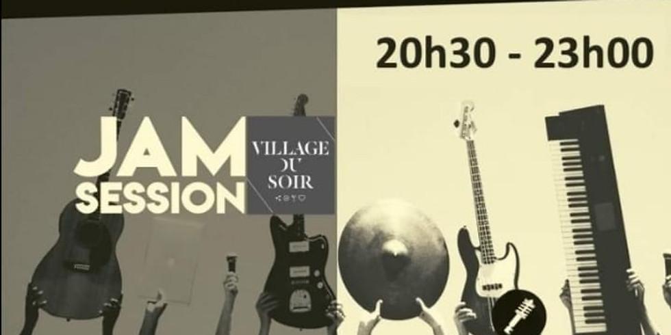 Jam Session / Scène ouverte Musical / Village du Soir