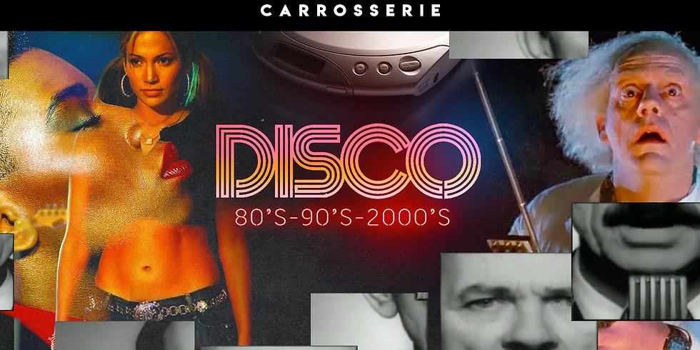 DISCO 80's / 90's / 2000's