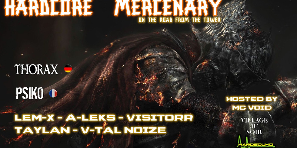 Hardcore Mercenary