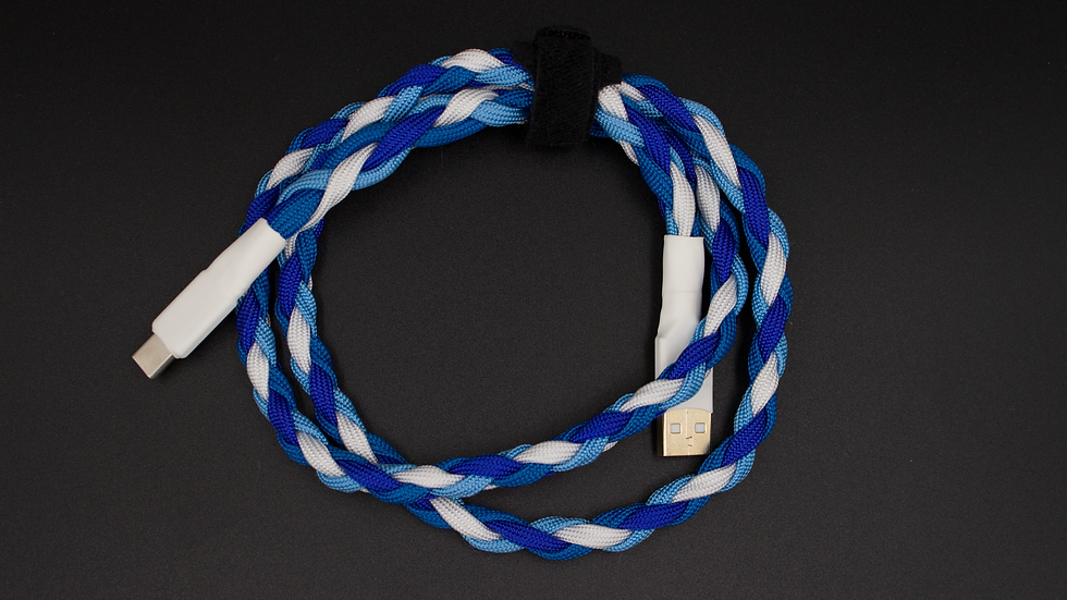 Ocean braided cable
