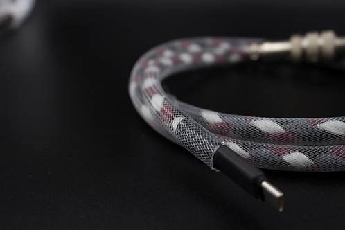 Aggression braided cable