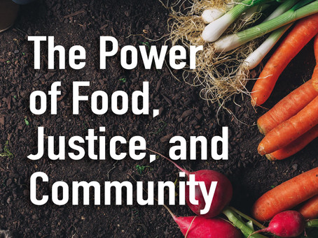 The Power of Food, Justice, and Community with Jess Harper - Ep 07