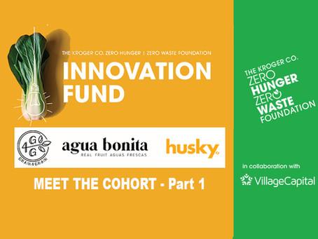 #24 Meet the 2021 Innovation Fund Cohort - Part 1