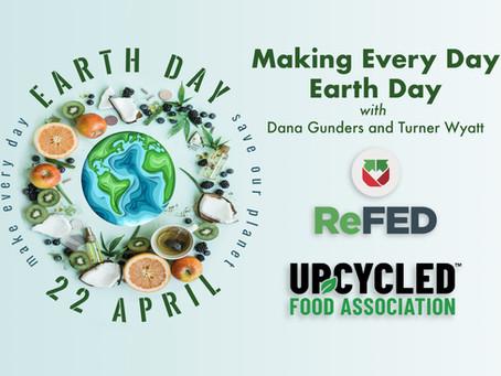 Making Everyday Earth Day with Dana Gunders and Turner Wyatt, Ep. 19