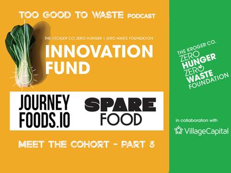 #26 Meet the 2021 Innovation Fund Cohort - Part 3