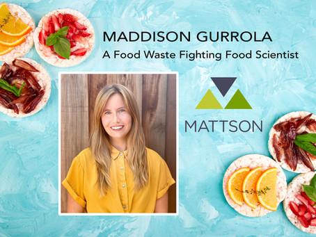 #28 Maddison Gurrola - A Food Waste Fighting Food Scientist