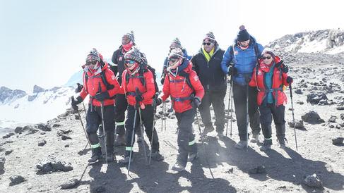 Kilimanjaro: The Bigger Red Nose Climb