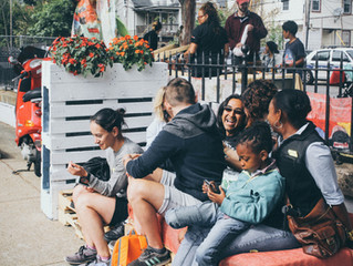 THE POWER OF ACTIVE PARTICIPATION IN THE CITY