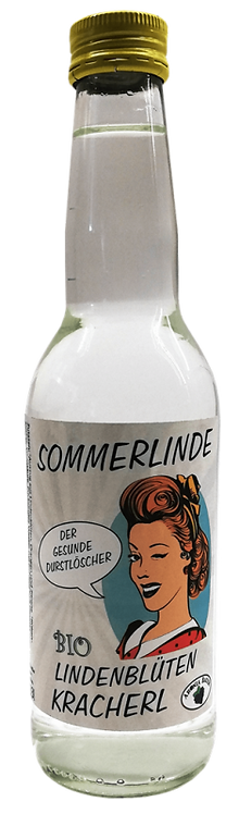 """Sommerlinde"" BIO Lindenblütenkracherl 0,33l"