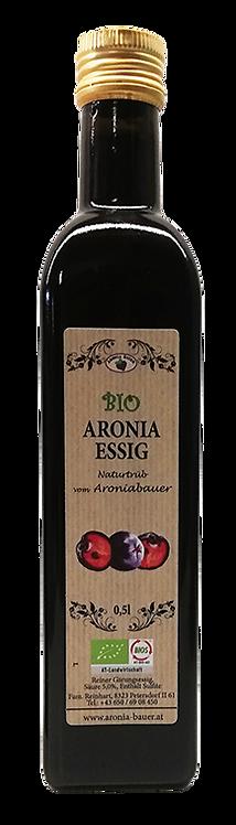 Bio Aronia Essig 0,5l