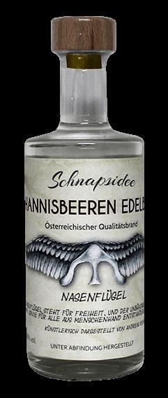Bio Johannisbeeren EDELBRAND 0,1l