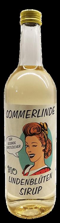 """""""Sommerlinde"""" BIO  Lindenblütensirup 0,75l"""