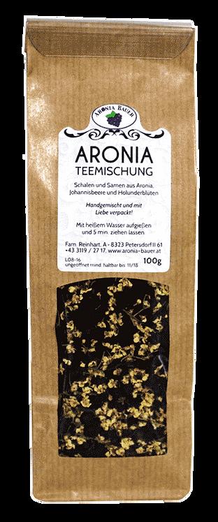 Bio Aronia Teemischung 100g