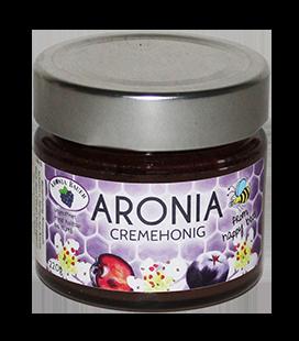 Blütencremehonig mit Aronia 250g