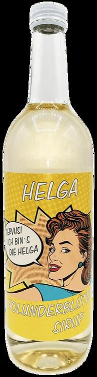 """HELGA""   Holunderblüten - Sirup 0,75l"