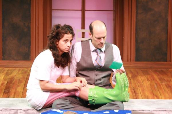 Linus & Alora @ The Flea Theatre