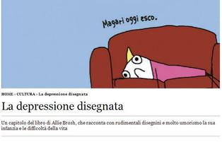 LA DEPRESSIONE ILLUSTRATA