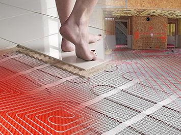 floor heating in toronto