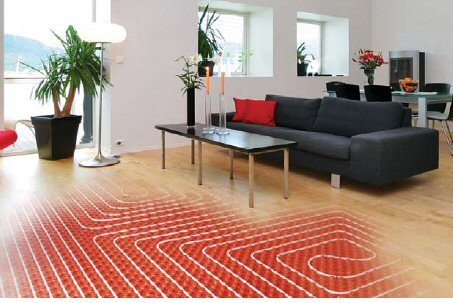 Floor Heating in Toronto