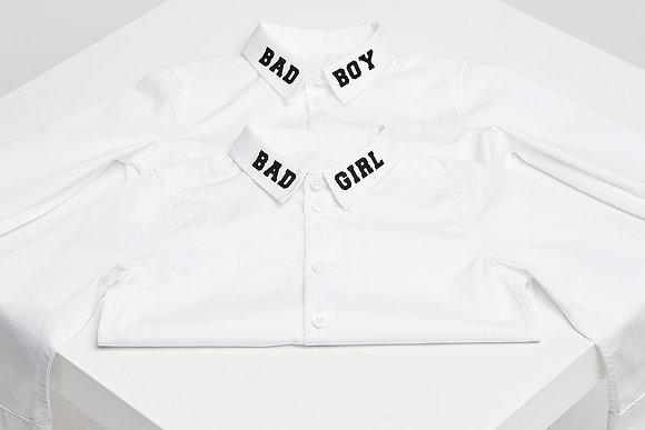 BAD BOY/GIRL or CUSTOM BLOUSE