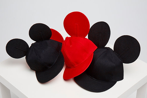 MICKEY SNAP CAP