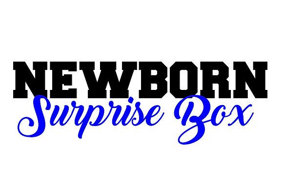 NEWBORN SURPRISE BOX (BOYS)