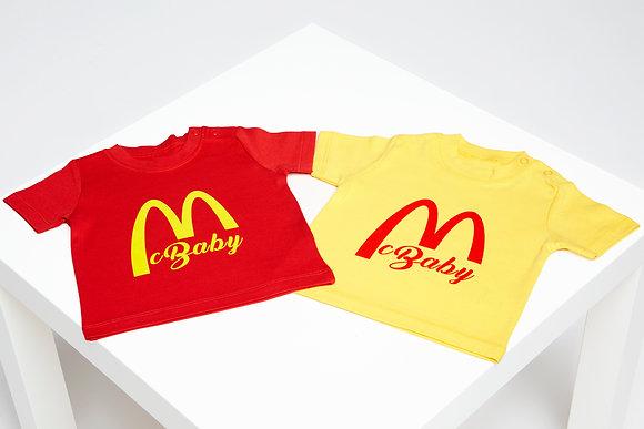 McBaby, McBoss, McDope, McFresh, McKid, McKing, McPrince(ss) or McQueen TEE